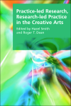 practice-led research - book cover